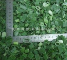 Frozen Green Onion complied with Japan/U.S. standard