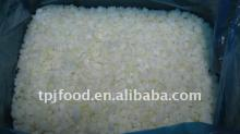 IQF frozen onion dices with FDA BRC,HALAL,KOSHER,HACCP,ISO9001,ISO22000
