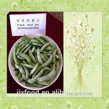 2014 bulk New season iqf frozen sugar snap peas in china