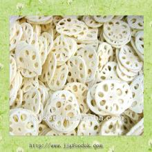 2014 highest quality lowest price frozen lotus root piece cut slice