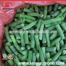 2014 corp frozen green bean cut 4-6 cm