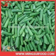 Hot sale Chinese Frozen Green Bean Cut