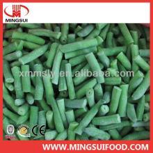 Chinese bulk frozen green beans cut