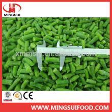Bulk frozen green beans specifications