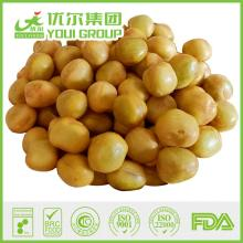 Hot seller Black pepper flavor green peas