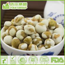 BRC Certified Natural  Wasabi   Coated   Green   Peas  Snacks