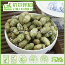 Nature salted green soya beans