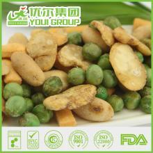BRC/ FDA/ KOSHER certificated Soft,savory and crispy snacks mix