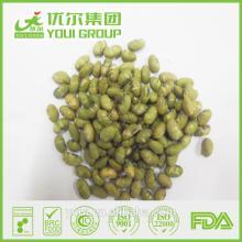 Wasabi Flavor Coated Green Soya Beans
