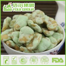 Fried   Broad  Bean Chips / Fava Bean Chips snack,kosher, Halal, Haccp, BRC.