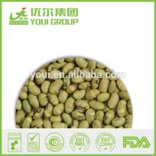 Salted Roasted Edamame, baked green soy beans