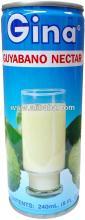 Gina Guyabano / Soursop Juice 8 floz. (CRV1)