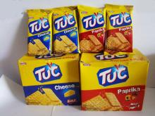 TUC Cracker Biscuit by Kraft