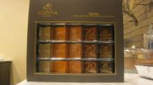 GODIVA & LEONIDAS chocolates