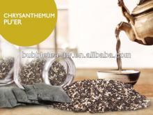 chrysanthemum pu'er tea