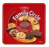 Crawford's Family Circle Biscuits