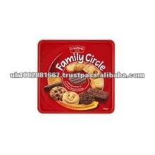 Crawford Family Circle Sweet Biscuits