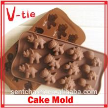 Delicious cake!! Best selling innovative mold made delicious chocolate cake for import