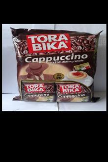 TORABIKA CAPPUCINO BAG, 12 X 20'S X 25GR/CASE