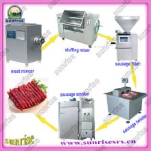 sausage making machine/sausage stuffer/sausage smoker