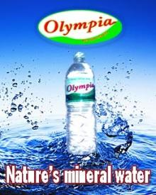 Olympia Mineral Water