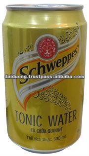 Schweppes Tonic 330ml Beverages Vietnam