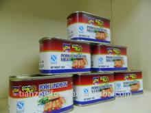 198g Canned Pork Luncheon Meat for Sale