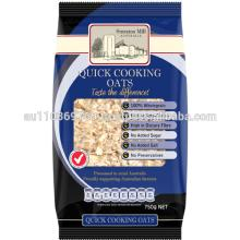 Quick Cooking Oats Imported from Australia avaliable