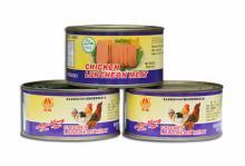 340g Chicken luncheon meat