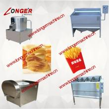 Potato Chips Product Line|Potato Crisp Machine|Potato Sheet Machine