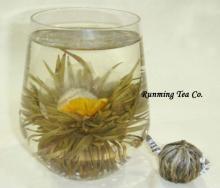 Cha Hu(Cute Teapot Green Blooming Tea RMT BMG028) EU STANDARD