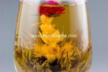 Hong Hai Zhi Xing (Red Sea Star black blooming tea RMT-BMB046)