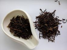 second grade leafy organic white tea, organic tea, bio tea