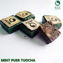 Yunnan mini tuocha mint Pu-erh tea, puerh tea
