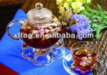 blooming tea(Chinese famous rose tea)