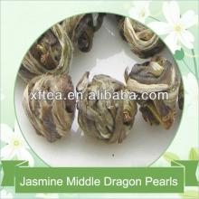 Chinese tea manufacturer Jasmine middle dragon pearls