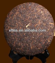 Yunnan Ripe Puerh Tea Cake