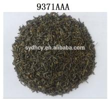 china famous chunmee royal green tea 9371AAA with certificates the vert de chine