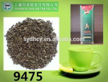 chinese super fine extra sepacial wholesale tea gunpowder green tea 9475