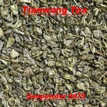 China green tea Gunpowder 9575 hot sales in West Africa