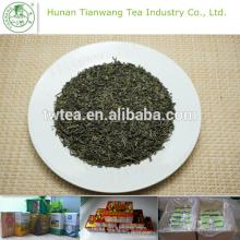 Chunmee Green Tea 9371 in small packaging for Algeria