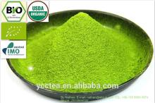 Organic japanese matcha tea powder