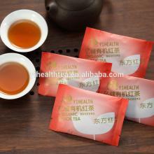 Top grade E.U. USDA Certified 100% organic black tea