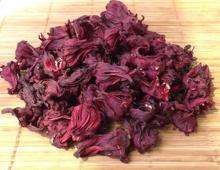 how to make tea from roselle