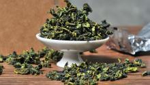 Fujian Tieguanyin Oolong Tea Famous Organic oolong tea
