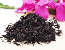 Hot herbal slimming hand made  fujian   oolong  tea