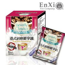 High Quality Instant Hong Kong Coffee Ground Latte