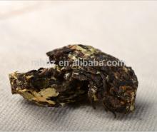 Yunnan  lotus  herbal leaf puer tea
