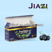 Puer blueberry tea fat remove tea bag