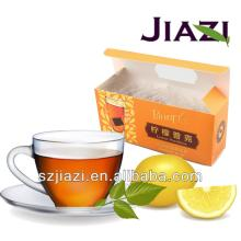 Puer Lemon chinese tea brands